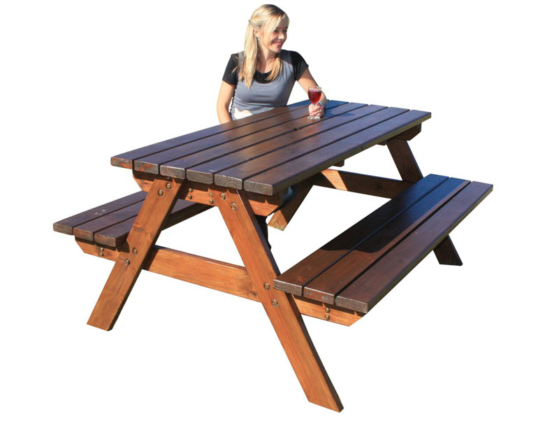 Just for Kids - Adult Picnic Table
