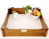 Just for Kids - Varnished Vegetable Garden Box